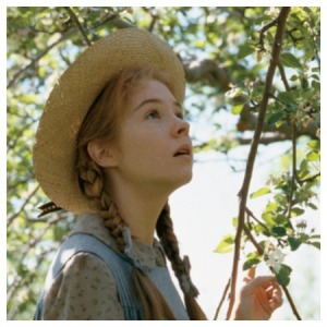 Megan Follows as Anne of Green Gables